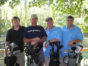 Golfing Foursome