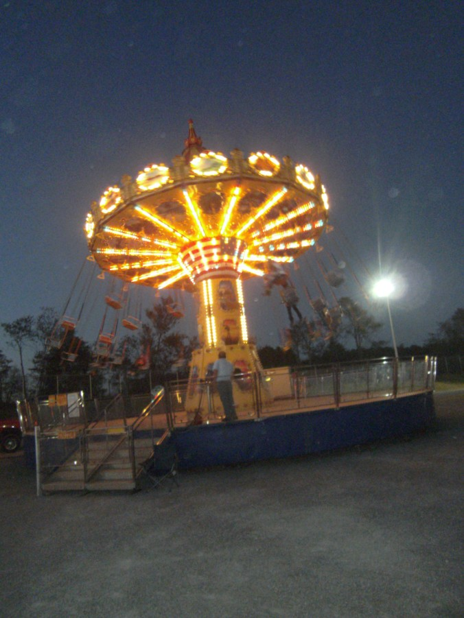 rides at county fair