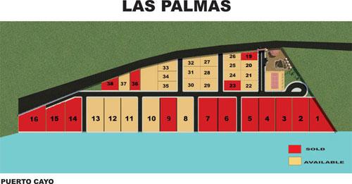 Las Palmas in Ecuador