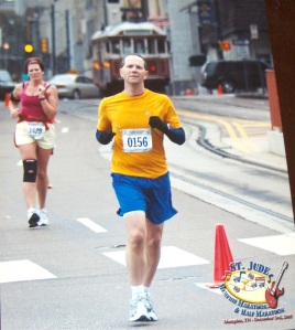 image of marathon runner
