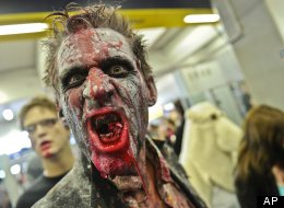 Sweden Zombie Walk