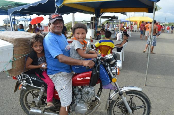 nawi fest in ecuador
