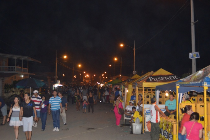 Nawi Fest inEcuador