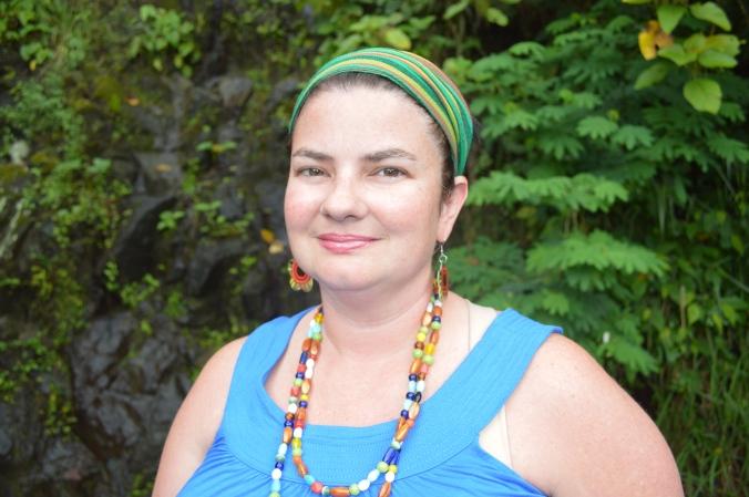 Dana Watkins in Ecuador