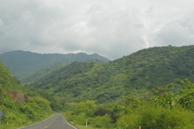 rainy season in ecuador