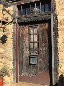 I love taking photos of doors across the Camino. It seems they take on a greater meaning to the Spaniards than in other places across the world.